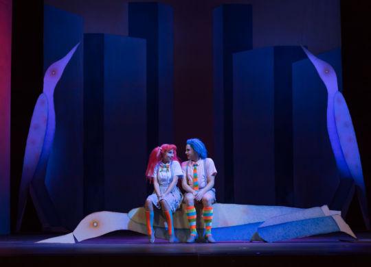 #Folon (Natacha Kowalski et Pierre Derhet) © Lorraine Wauters - Opéra Royal de Wallonie-8