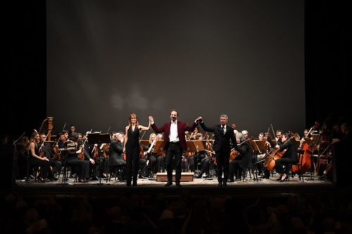 Concertu Audience Orchestra Lucca May 2018