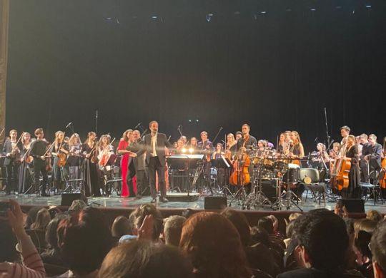 Campogrande Prima Sinfonia Premiere